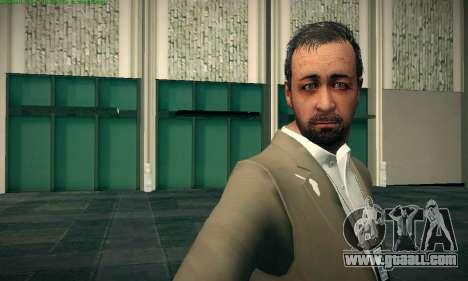 Dave Norton из GTA V for GTA San Andreas second screenshot