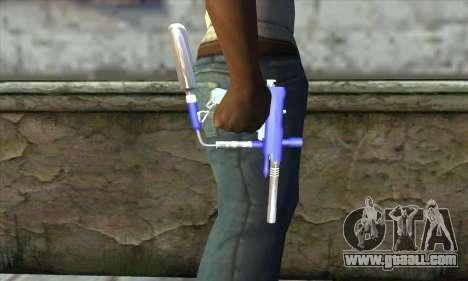 Paintball Gun for GTA San Andreas third screenshot