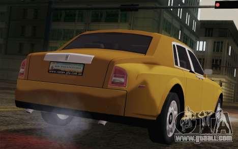 Rolls Royce Phantom 2003 for GTA San Andreas left view