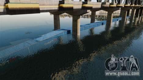 The road under the bridge for GTA 4 third screenshot
