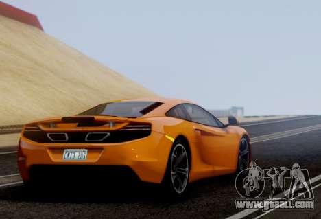 Currently ENB 2.0 for GTA San Andreas ninth screenshot