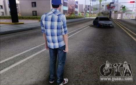 Jimmy Boston for GTA San Andreas third screenshot
