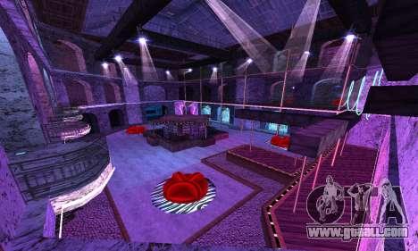 Retexture Jizzy, Alhambra, Pig Pen for GTA San Andreas seventh screenshot