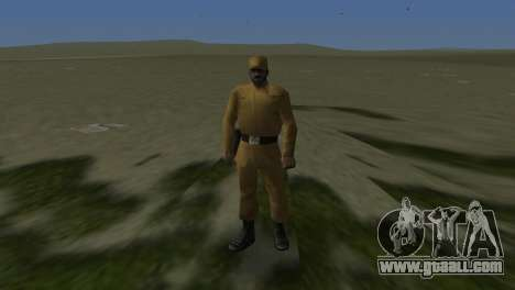 Afghan soldiers for GTA Vice City