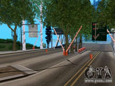 Customs Los Santos, San Fierro v2.0 for GTA San Andreas