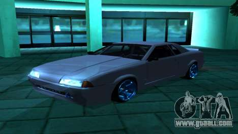 Elegy AssemblY for GTA San Andreas right view