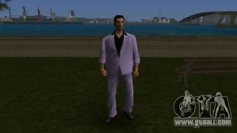 Pink Suit for GTA Vice City