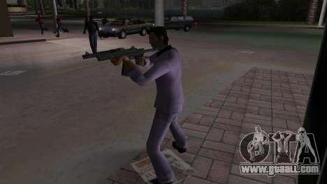 Pink Suit for GTA Vice City third screenshot