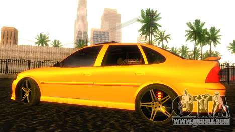 Opel Vectra B TUNING for GTA San Andreas left view