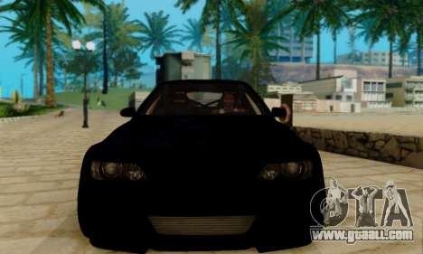 BMW M3 for GTA San Andreas left view