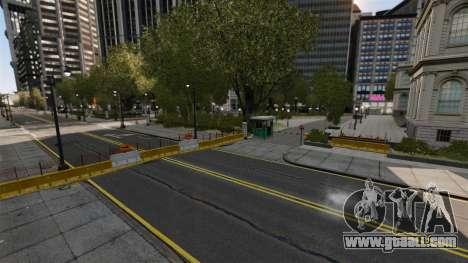 Illegal street drift track for GTA 4 seventh screenshot