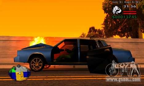 Strip HP machines for GTA San Andreas third screenshot