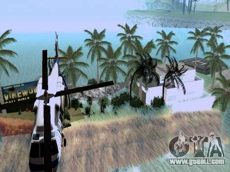 New island v1.0 for GTA San Andreas third screenshot