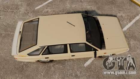 FSO Polonez Caro 1.4 GLI 16V for GTA 4 right view