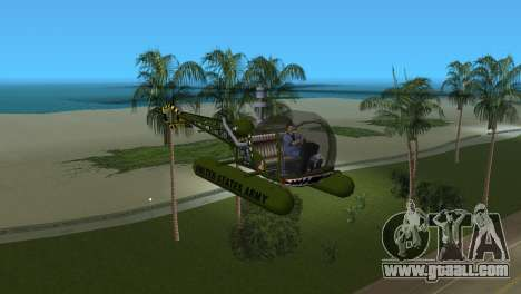 Bell 13H Sioux for GTA Vice City