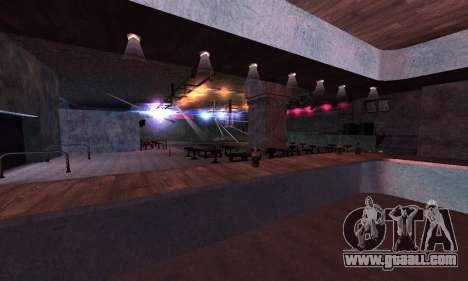 Retexture Jizzy, Alhambra, Pig Pen for GTA San Andreas fifth screenshot