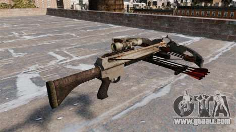 Crossbow for GTA 4 second screenshot