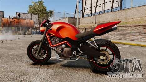 GTA V Pegassi Ruffian [Update] for GTA 4 left view