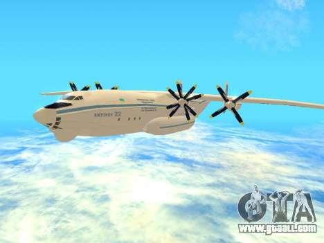 An-22 Antei for GTA San Andreas