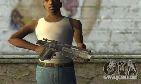 The rifle from Star Wars for GTA San Andreas third screenshot