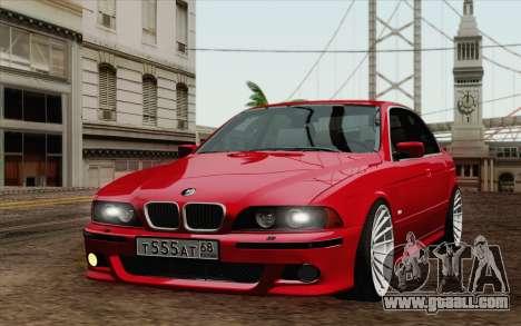 BMW M5 E39 2003 for GTA San Andreas
