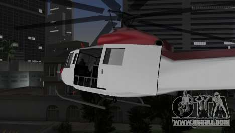 Bell HH-1D for GTA Vice City right view