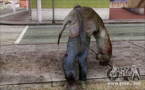 Charger Skin for GTA San Andreas third screenshot