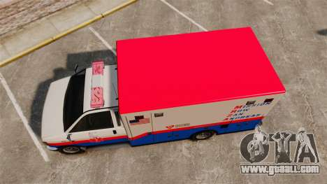 Brute MRSA Paramedic for GTA 4 right view
