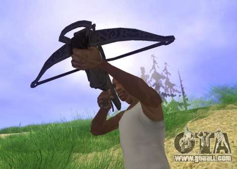 Crossbow from Skyrim for GTA San Andreas