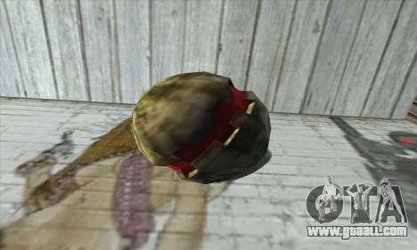 Garnet from Star Wars for GTA San Andreas third screenshot