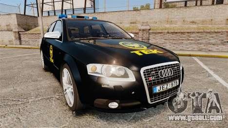 Audi S4 Avant TEK [ELS] for GTA 4