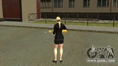 Stella Romani for GTA San Andreas second screenshot