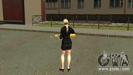 Stella Romani for GTA San Andreas second screenshot