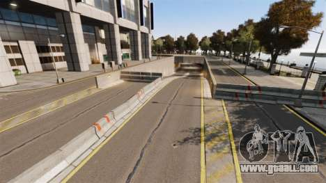 Illegal street drift track for GTA 4 eighth screenshot