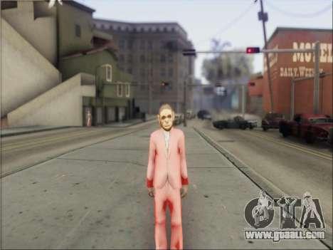 GTA V Masks for GTA San Andreas third screenshot