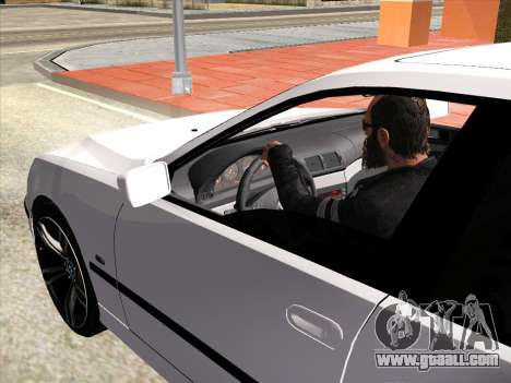 BMW 530d E39 for GTA San Andreas side view