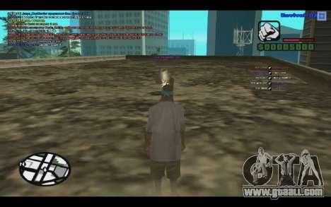 GM bullet for SAMP 0.3z for GTA San Andreas second screenshot