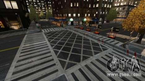 Illegal street drift track for GTA 4 second screenshot
