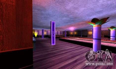 Retexture Jizzy, Alhambra, Pig Pen for GTA San Andreas third screenshot