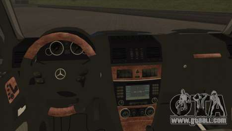 Mercedes-Benz G63 AMG 6X6 for GTA San Andreas side view