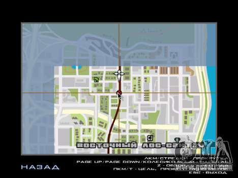 AutoDriver for GTA San Andreas second screenshot