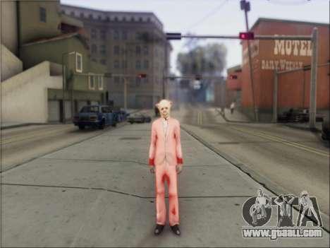 GTA V Masks for GTA San Andreas second screenshot