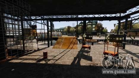Illegal street drift track for GTA 4 eleventh screenshot