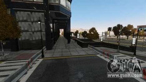 Illegal street drift track for GTA 4 fifth screenshot