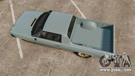 GTA V Cheval Picador for GTA 4 right view