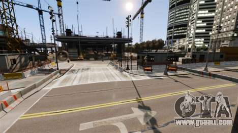 Illegal street drift track for GTA 4 tenth screenshot