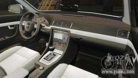 Audi S4 Avant TEK [ELS] for GTA 4 side view