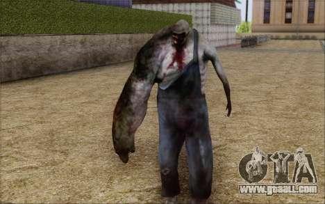 Charger Skin for GTA San Andreas second screenshot