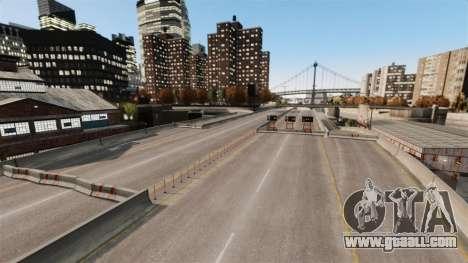 Illegal street drift track for GTA 4 sixth screenshot