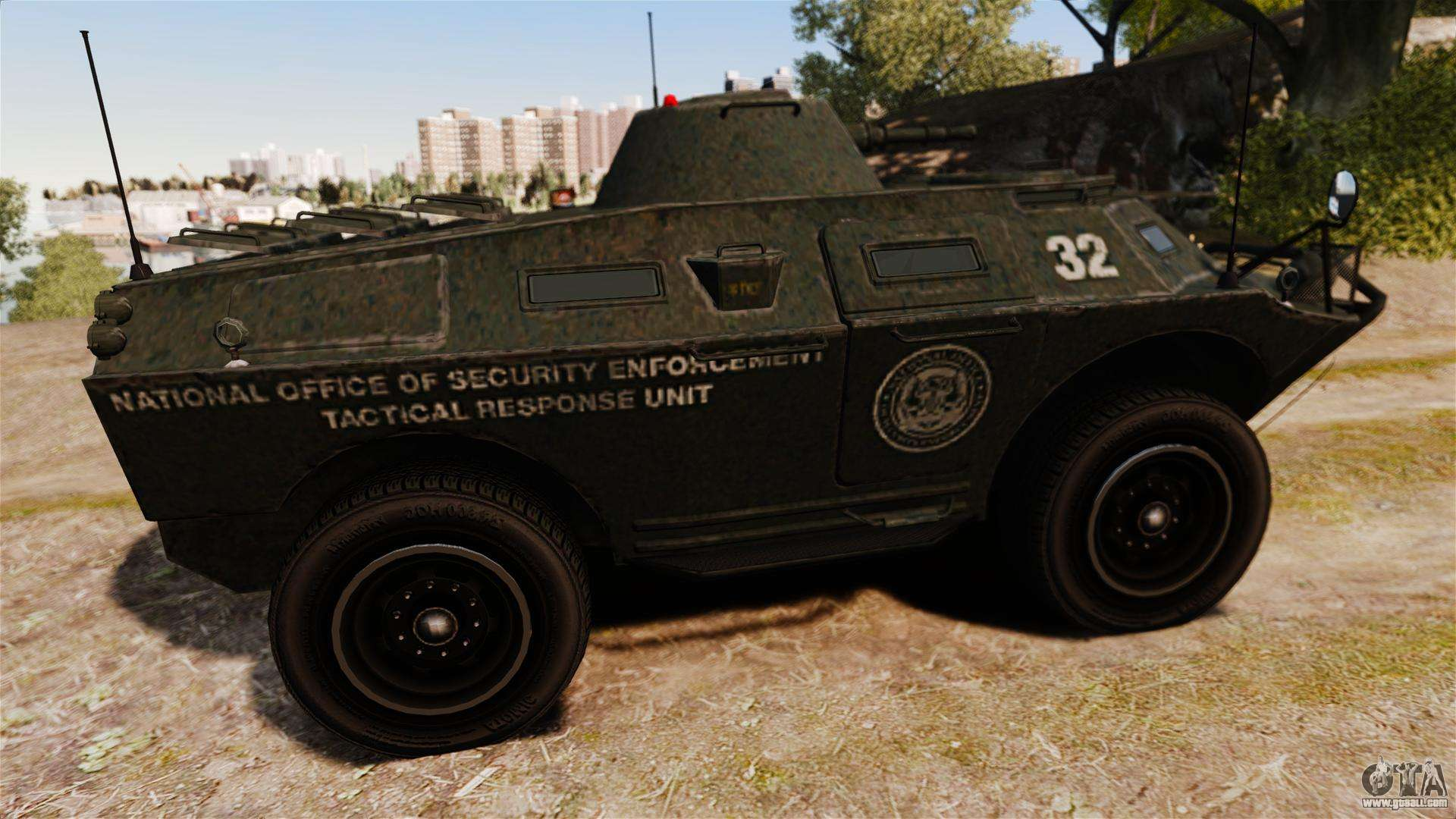 how to get a tank in gta